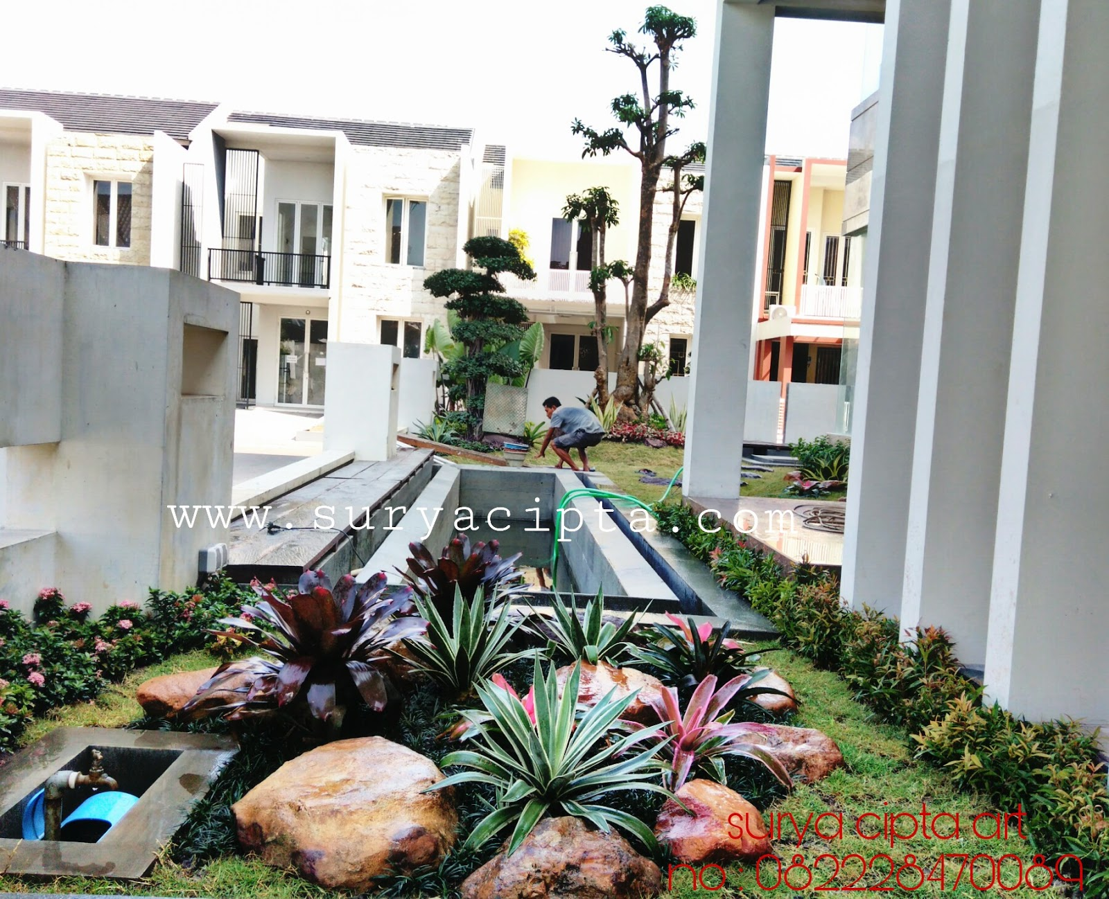 Suryacipta Surya Cipta Art Tukang Taman Profesional Surabaya
