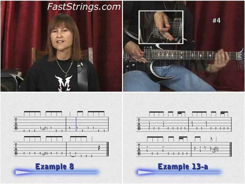 Sarah Spisak - Metal Riffology: Play and Write Guitar Riffs