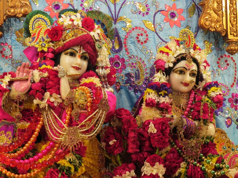 ISKCON Vallabh vidhyanagar Deity Darshan 04 jan 2017 (8)