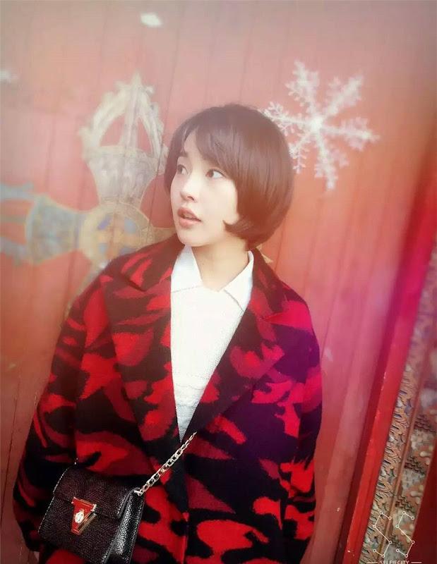 Zhang Jianing / Karlina China Actor