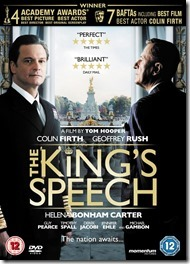 The King's Speech / Discursul regelui (2010)
