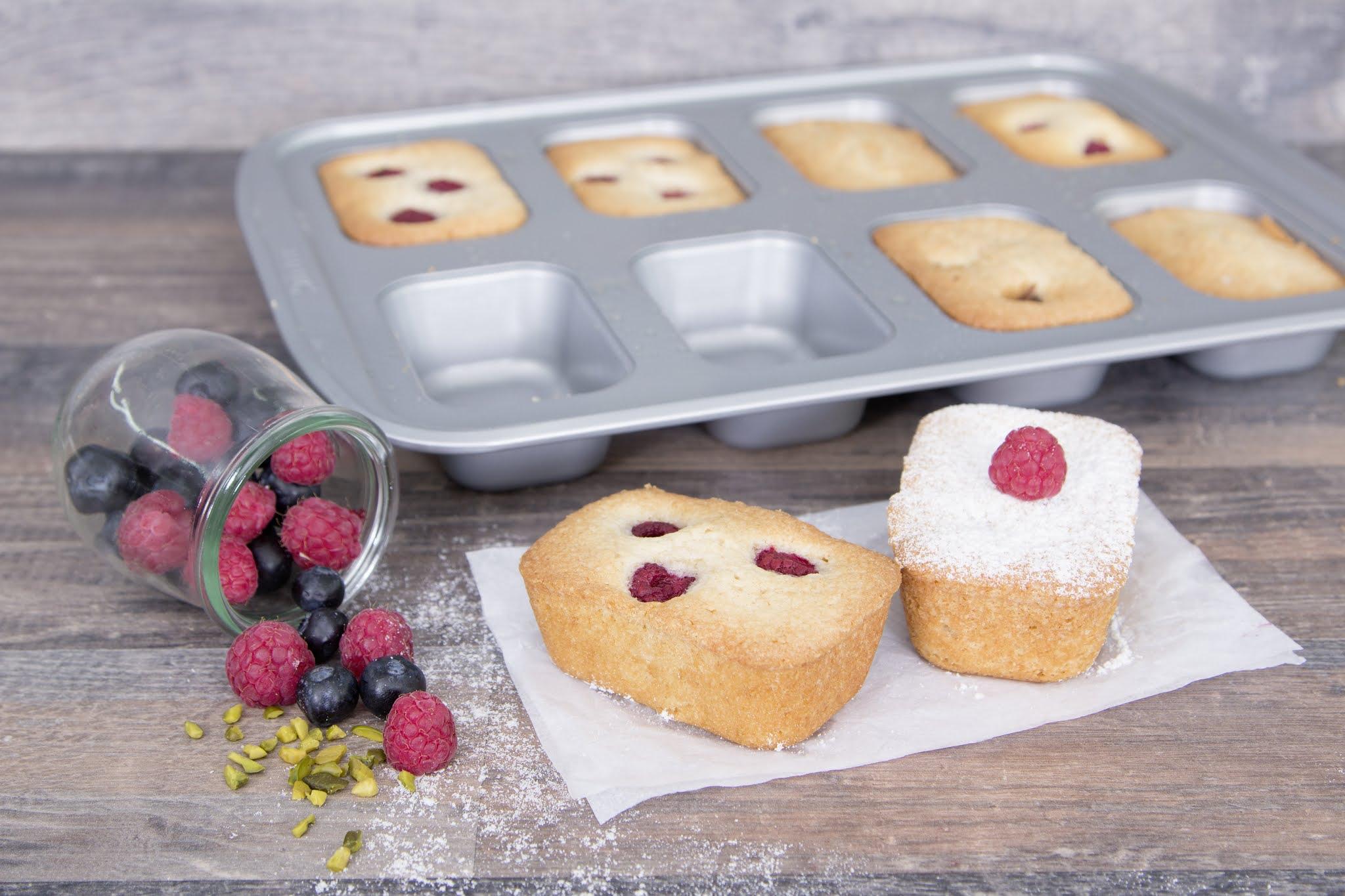 We love baking Mini Cake Form der Firma Städter