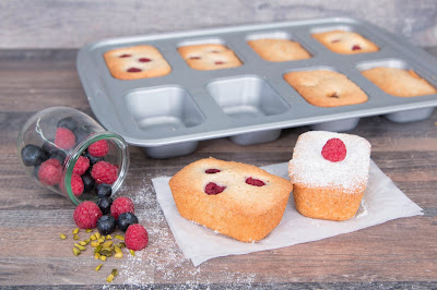 We love baking Mini Cake Form der Firma Städter