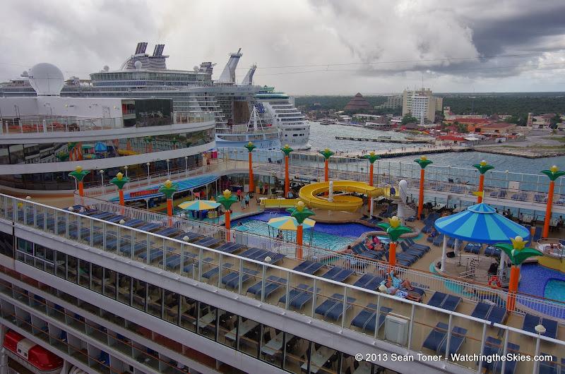 01-03-14 Western Caribbean Cruise - Day 6 - Cozumel - IMGP1110.JPG