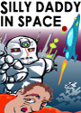 Order Silly Daddy in Space comic book