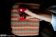 Foto 0153. Marcadores: 05/12/2009, Casamento Julia e Erico, Lidu, Rio de Janeiro, Sapato