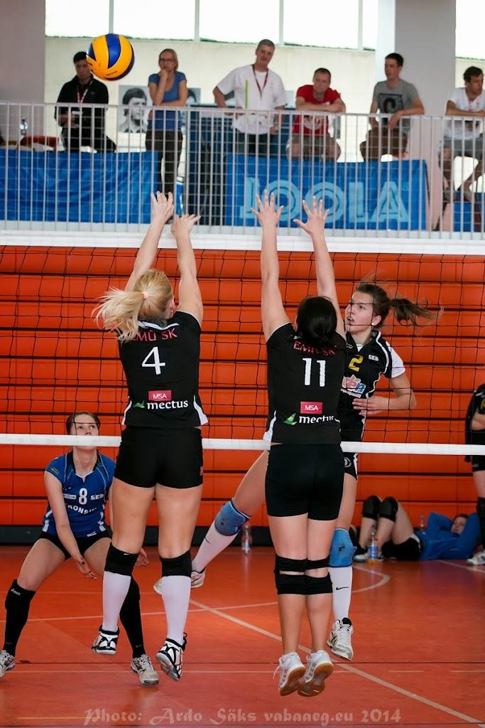 XXX SELL Games - Tartu Student Games 2014, May 18 - Volleyball / photo: Ardo Säks, www.vabaaeg.eu