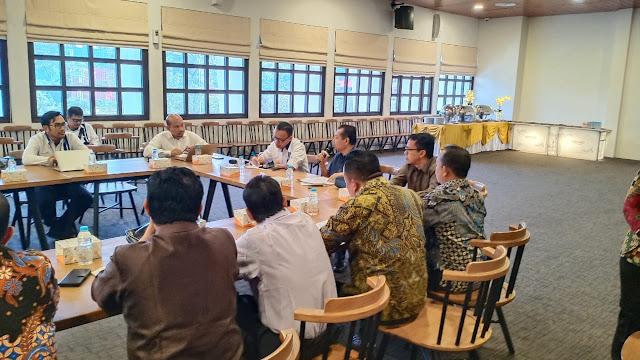 Respon Pengaduan Warga Soal Perluasan Pelabuhan Teluk Bayur, Komisi II DPRD Kota Padang Kunjungi Pelindo II.