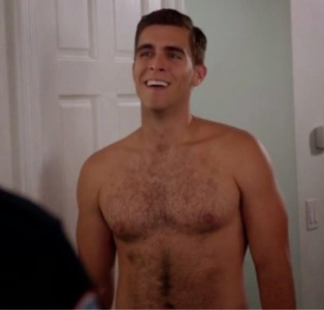 Hot and Hairy Celebrities: Josh Segarra