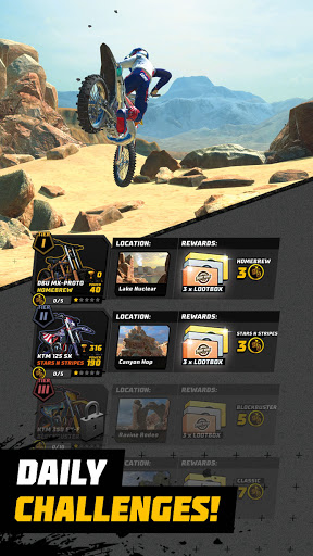 Dirt Bike Unchained apktram screenshots 7