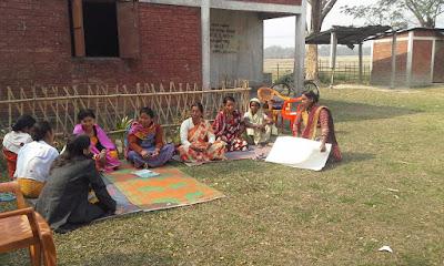 Follow up at Tarabari, Udalguri