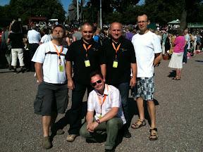 Allsang pa Skansen  MozART group in Stockholm