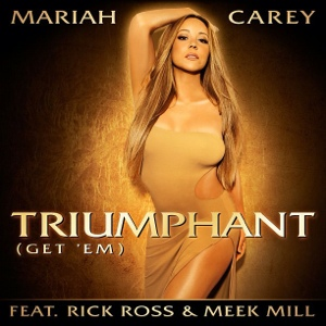 "Mariah Carey's New Song ""Triumphant (Get 'Em)"" World Premiere"