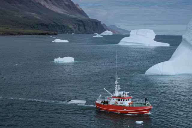 microbial change that could change the Arctic forever