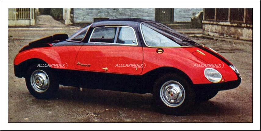 750 Coupe Goccia