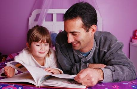 La educación de los hijos comienza en casa