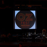 OZ FEST - 25TH NOV 2012
