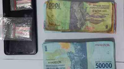 Mantap! BNN Sawahlunto Berhasil Tangkap Pengedar Narkoba