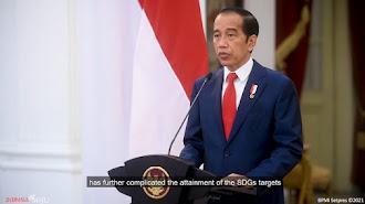 Lima Pesan Presiden di Sidang Dewan Ekonomi PBB