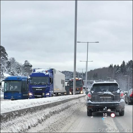 Vinterväglag-Stockholm