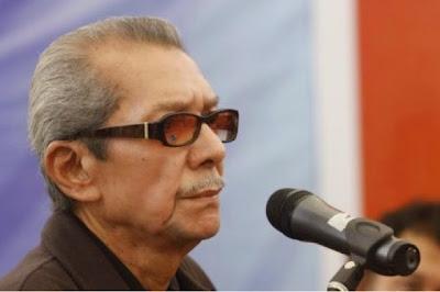 Seniman Datuk Mustapha Maarof 79 meninggal dunia