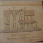 House designed by Junius Turner, Esq.
