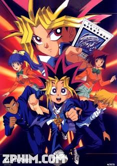 Vua Trò Chơi: Bảo Vật Ngàn Năm - Yu-Gi-Oh! (1998) Poster