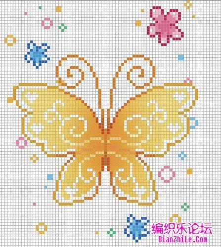 [mariposas+punto+de+cruz+%283%29%5B2%5D]