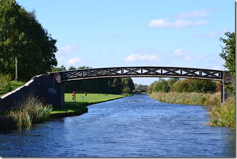 7 moorings from pelsall junction