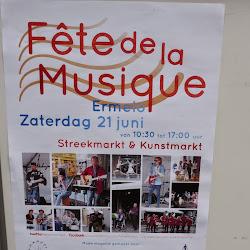 21 juni 2014 Fête de la Musique Ermelo