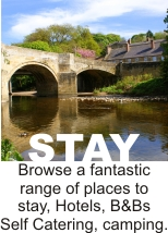Accommodation, Your Northumberland Guide