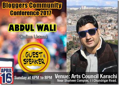Abdul Wali - Pro Blogger