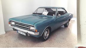 1967 Opel Record C