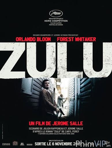 Mật Vụ - Zulu poster