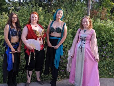 Three Mermaids of Evermore