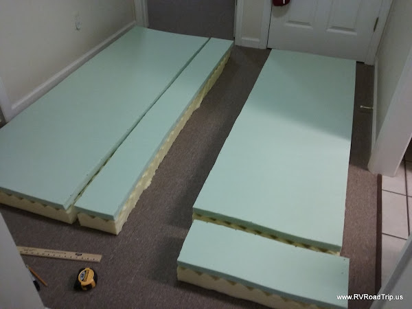 ProMaster Conversion Mattresses