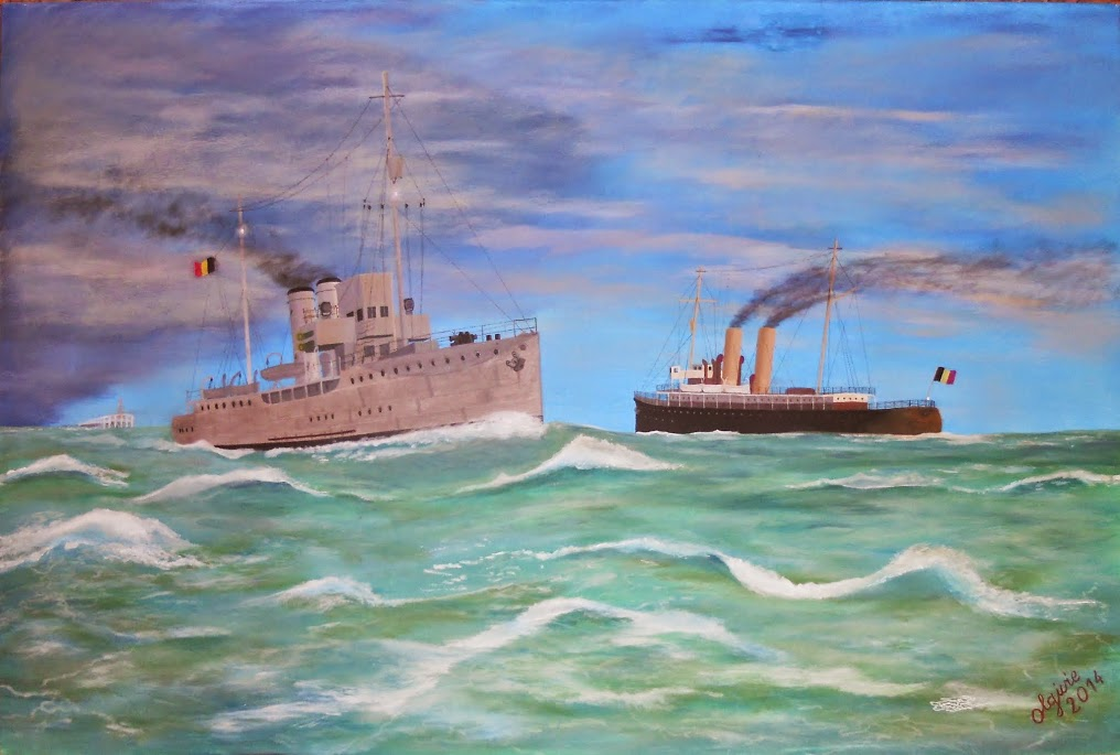 Peinture maritime : nouveau hobby ? - Page 2 DSCN0348