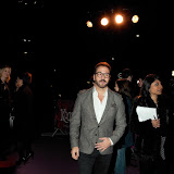 WWW.ENTSIMAGES.COM - Jeremy Piven arriving  at  Cirque Du Soleil: Kooza VIP Royal Albert Hall London January 8th 2013                                                       Photo Mobis Photos/OIC 0203 174 1069