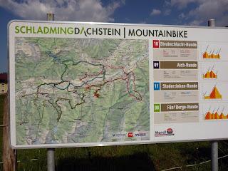 MTB Stoderzinken mit Friedenskirchl Wanderung 20.8.11
