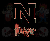 Nebraska Cornhuskers Blackened wallpaper