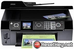 Reset Epson CX9500F End of Service Life Error message