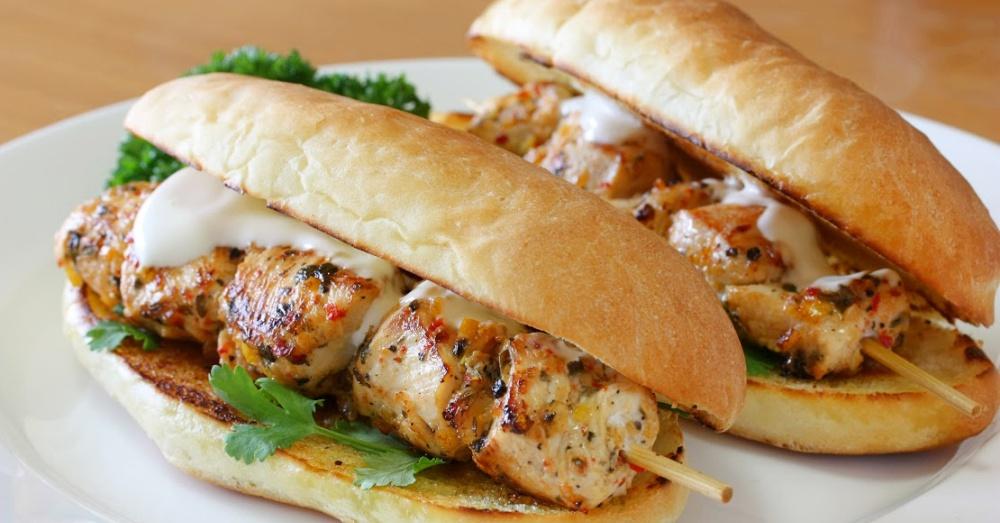 Hinh anh: Sandwich Spiedie