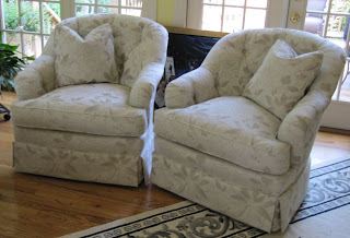 Sherrill Chairs (SOLD)