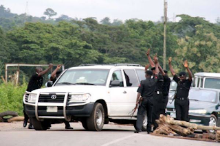 TWO POLICEMEN KILLED, OTHERS INJURED AS GUNMEN STRUCK THE KOGI CHECKPOINT