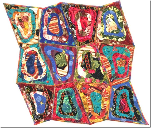 Windows Of Santa Fe  quilt sale