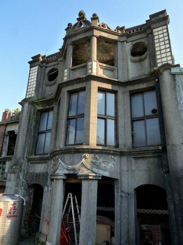 vielle maison, hélas en ruine