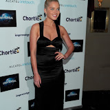 WWW.ENTSIMAGES.COM -  Helen Flanagan   at   Chortle Comedy Awards at Café de Paris, Coventry Street, London, March 25th 2013                                                 Photo Mobis Photos/OIC 0203 174 1069