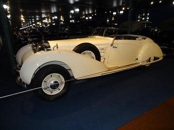 2017.08.24-247 Mercedes-Benz cabriolet 540K 1938