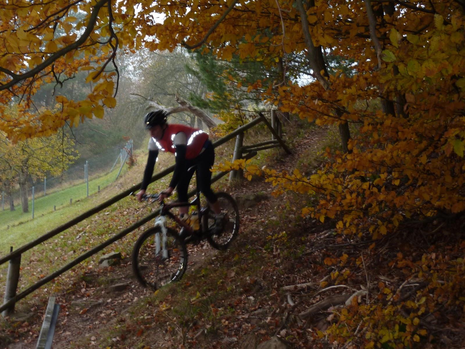 Spessart-Biker Tour am 01.11.2011