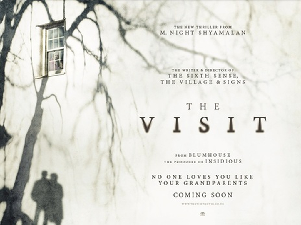 Η Επίσκεψη (The Visit) Wallpaper